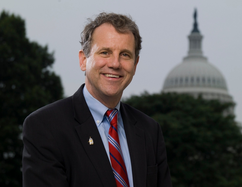 Ohio Senator Sherrod Brown